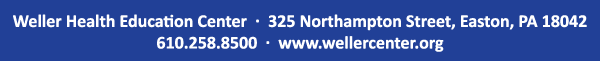 Weller Contact Information