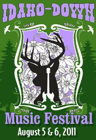 Idaho Down Music festival