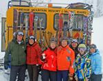 cat ski group