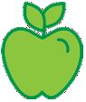volunteer apple