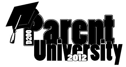 Parent University 2012