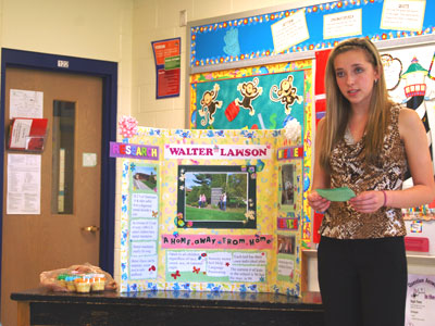 NWMS Project May 2012
