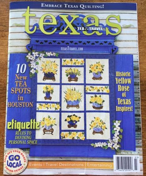Texas mag cover