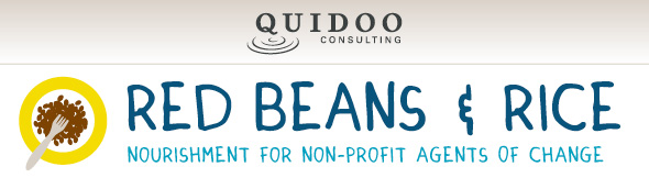 Red Beans and Rice brought to you by Quidoo Consulting