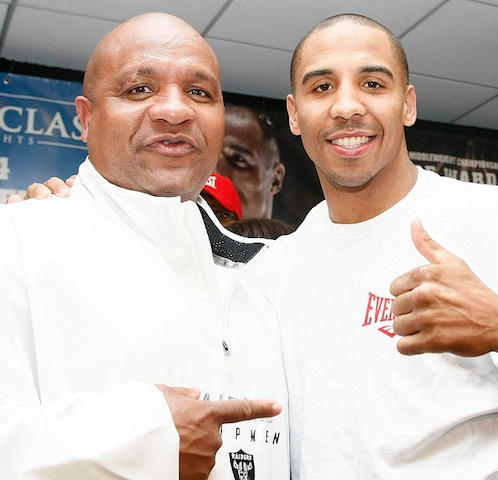 Andre Ward and Hue Jackson