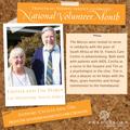 National Volunteer Month profiles