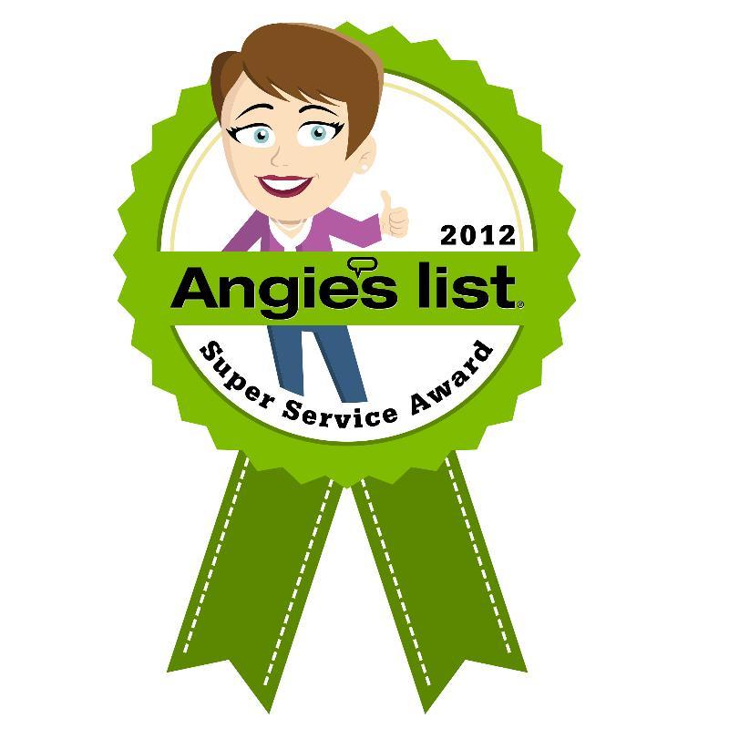 Angie's List 2012 SSA Logo