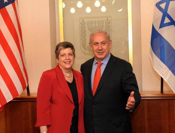 Netanyahu-Napolitano
