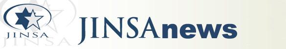 JINSA News Banner