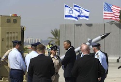 Obama in Israel
