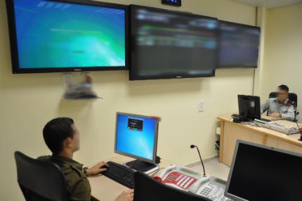 Cyber Defense Sit. Room