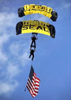 Seal Parachute