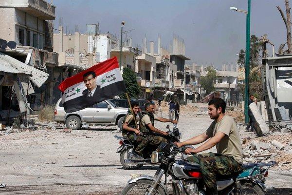 Hezbollah in Syria