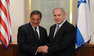 Netanyahu-Panetta