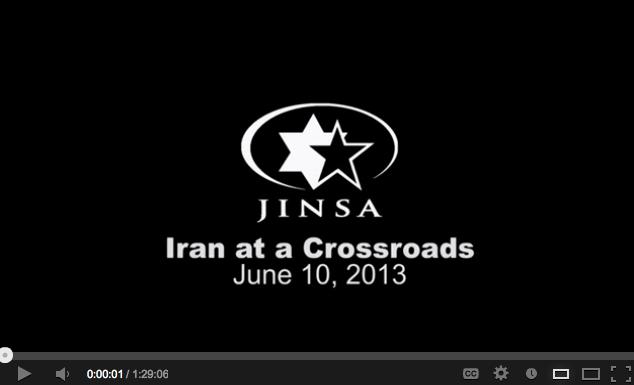 Iran at Crossroads Video
