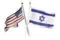 U.S.-Israel Flag