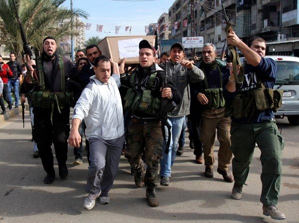 Lebanon Violence