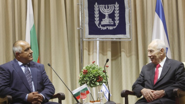 Borisov and Peres