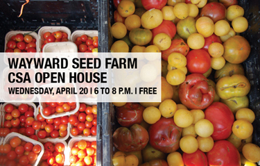 Wayward Seed Farm CSA Open House
