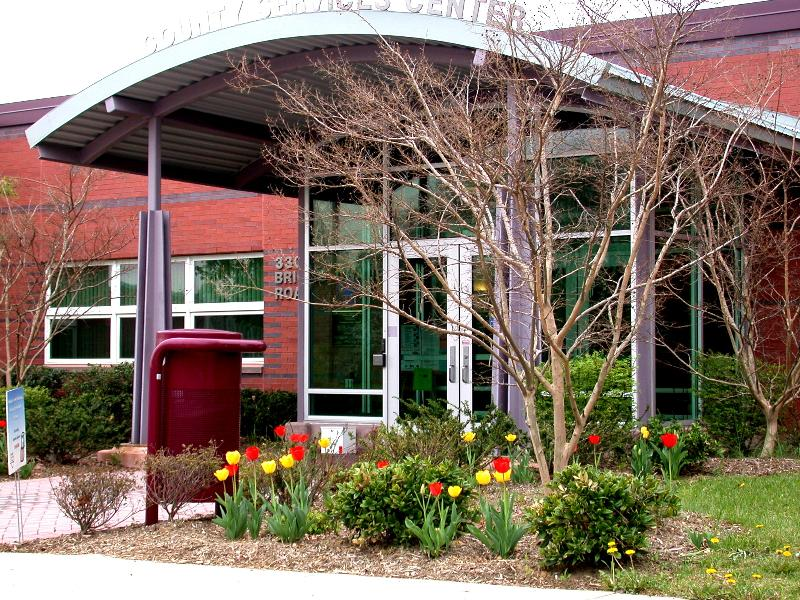 East County RSCFront Entrance