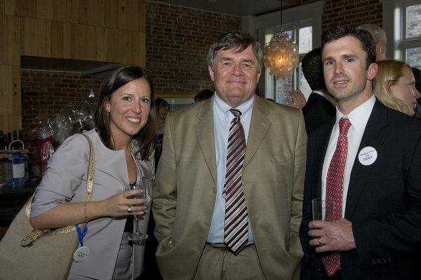 Judge Healy, Matt & Liz