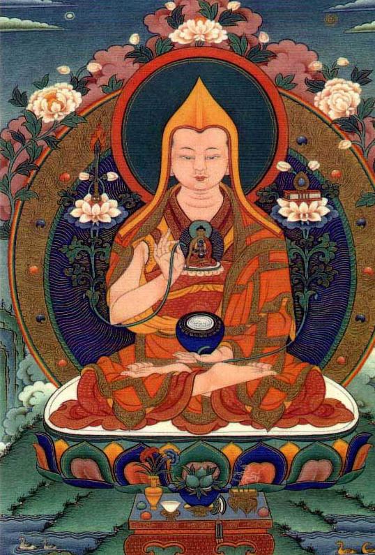 Lozang Tubway Dorje Chang