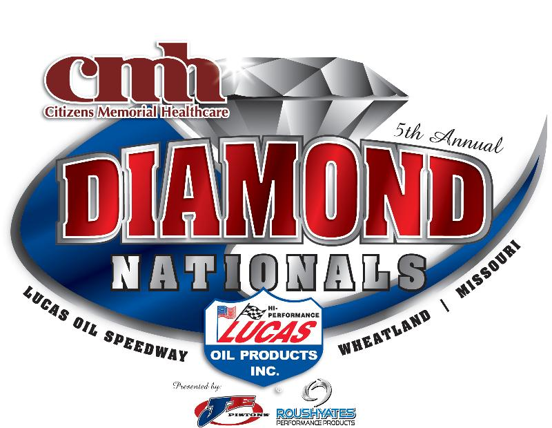 5th Annual CMH Diamond Nats Logo