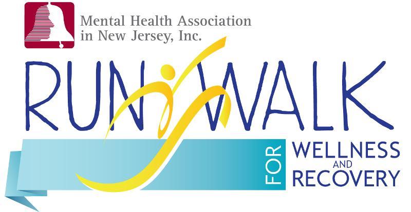 MHANJ's Run Walk logo