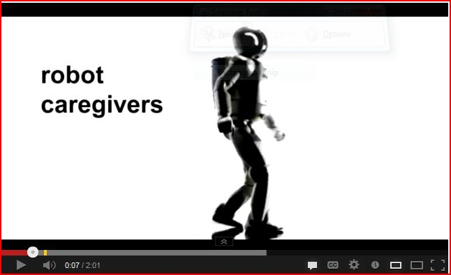Robot Caregivers
