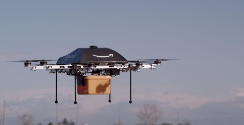 Is this the future Amazon Drone