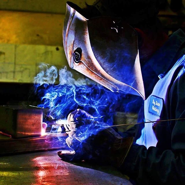 BAY STATE WELDING
