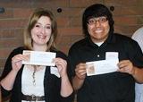 Happy Scholarship Recipients