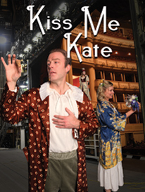 Playbill for Kiss Me Kate