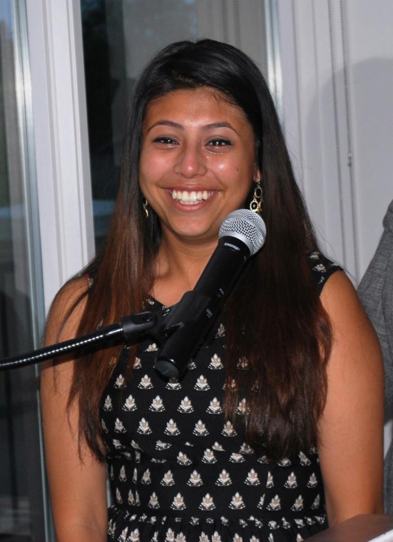 Brenda Alvarado
