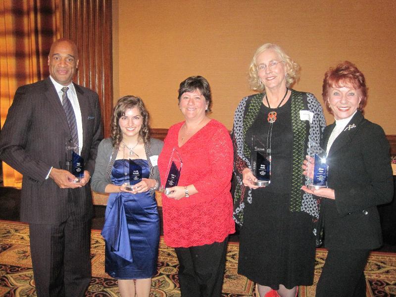 5 Award Winners