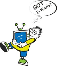 e waste guy