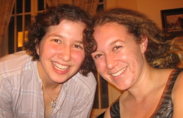 Rachel Lewis and Jordan Aiken