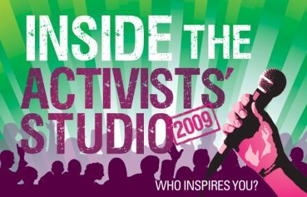 Activists Studio Logo
