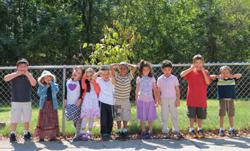 1st grade tree