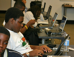 Teen Tech Camp Kids 2