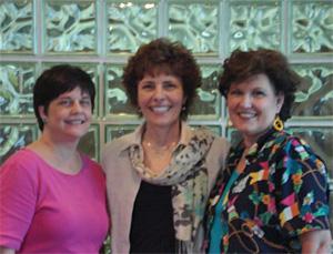 MIT Instructors Jana, Mary Jo, Susan
