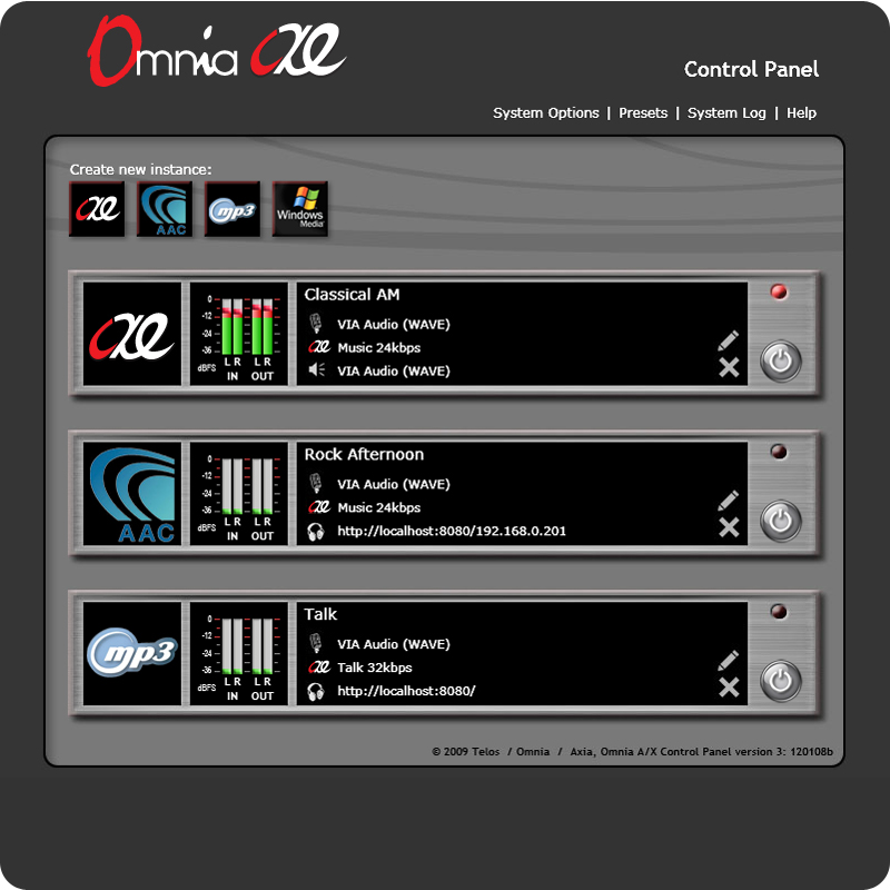 August, 2013 eNews from Telos, Omnia, Axia, Linear Acoustic