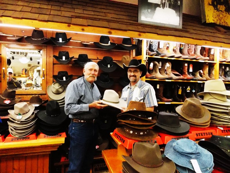 Buckles Made in the USA, a Halloween Challenge, and the Stetson Winner