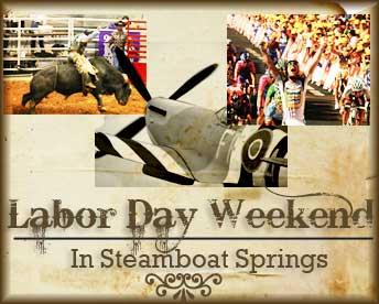 Labor Day Weekend in Steamboat | F.M. Light and Sons Calendar of Events