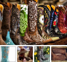 Truffles and Lattes - an Old Gringo Trunk Show