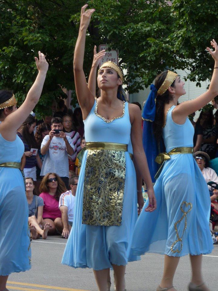 Armenian Dance Co of Chicago