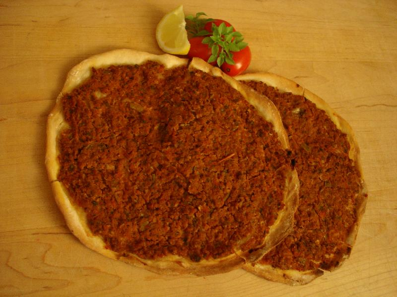 Armenian Pizza Co. Lahmejun