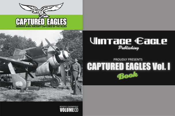 captured eagles cover