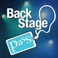 Backstage Pass Logo