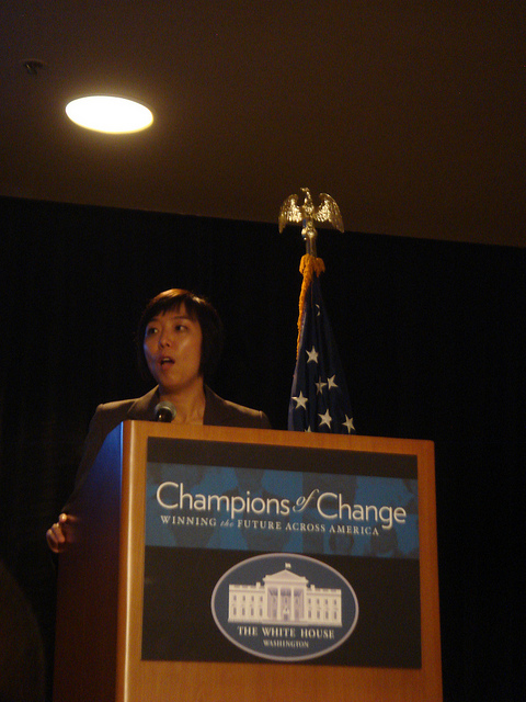 White House Champion of Change